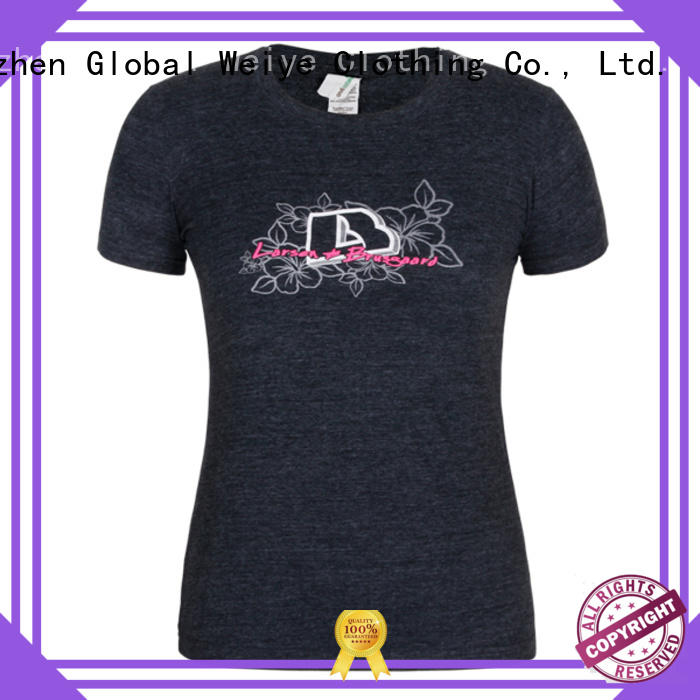 Global Weiye cute shirts for women print for promotion