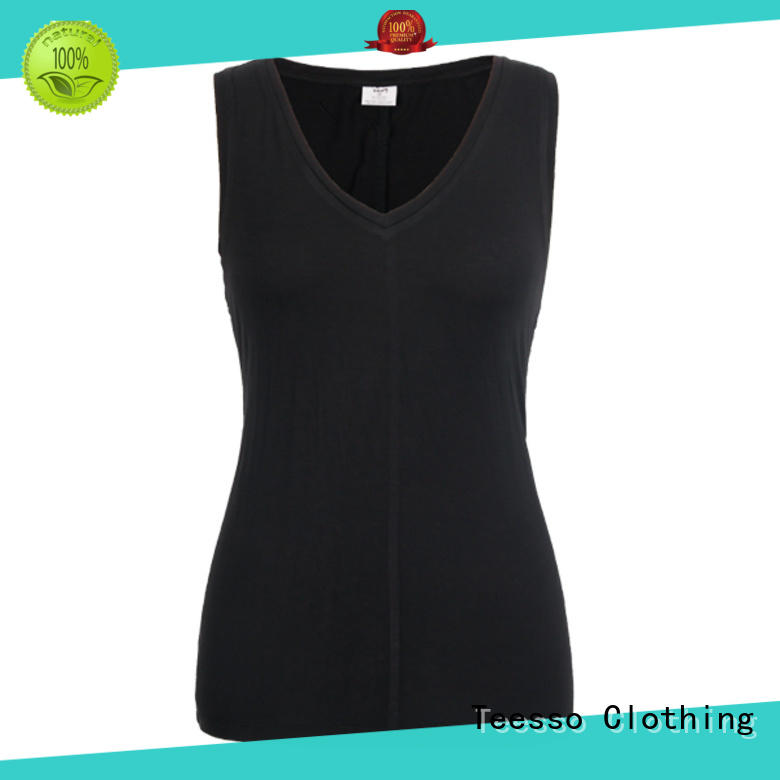 Teesso quick dry womens cotton tank tops into for girls