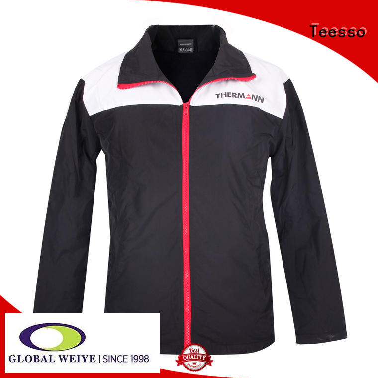 Teesso hooded jacket women's outerwear for business wholesale