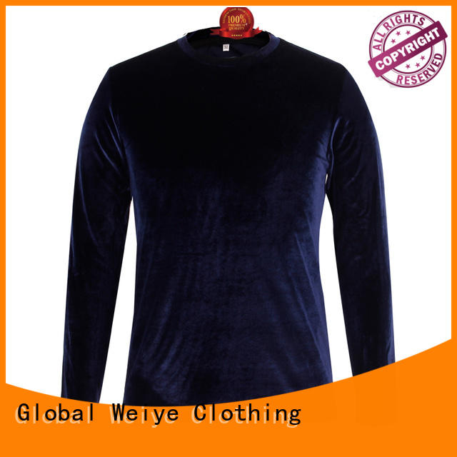 Global Weiye design printed sweatshirt colorful for women