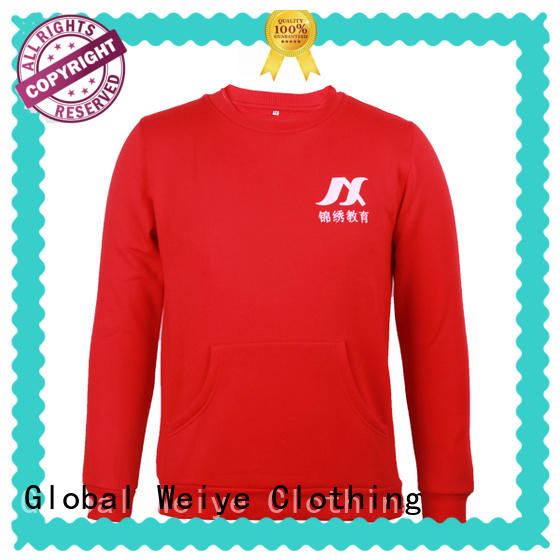 guy sweatshirts high quality for women Global Weiye