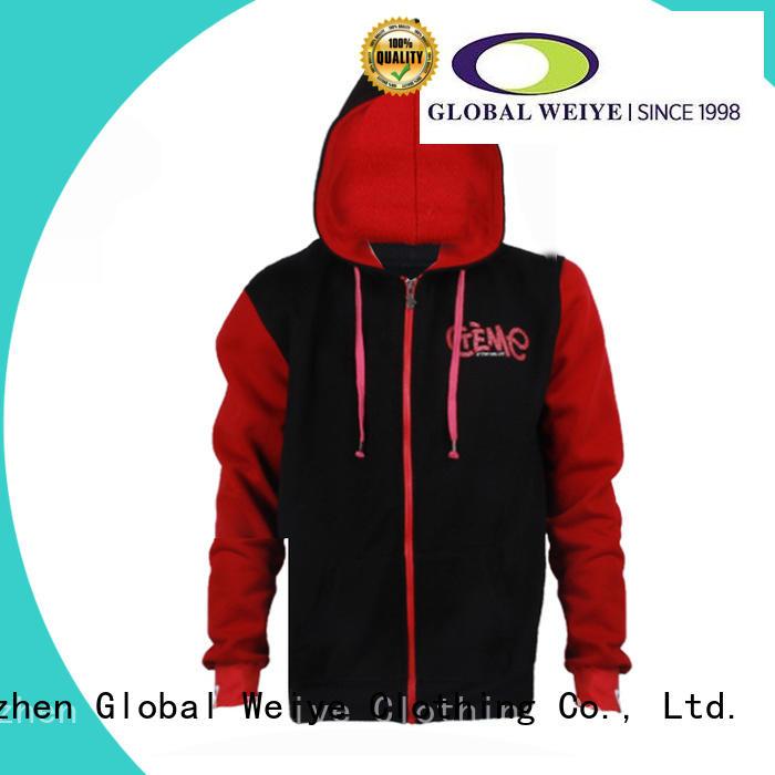 latest mens zip up hoodies ladies for men Global Weiye