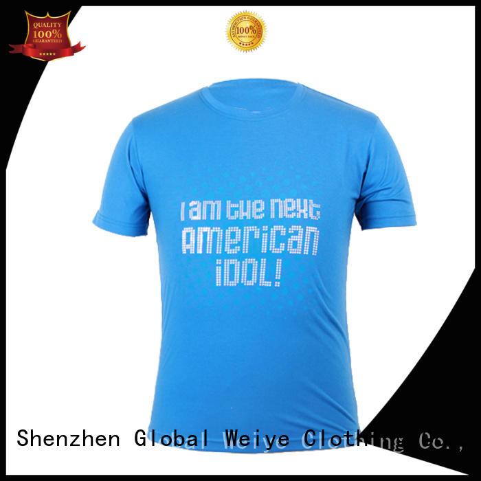 men good t shirts for men tshirt shenzhen Global Weiye