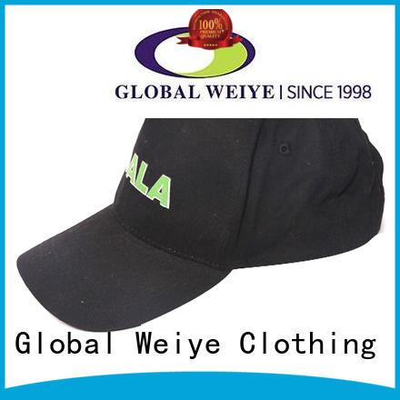 sports cap high quality for sports Global Weiye