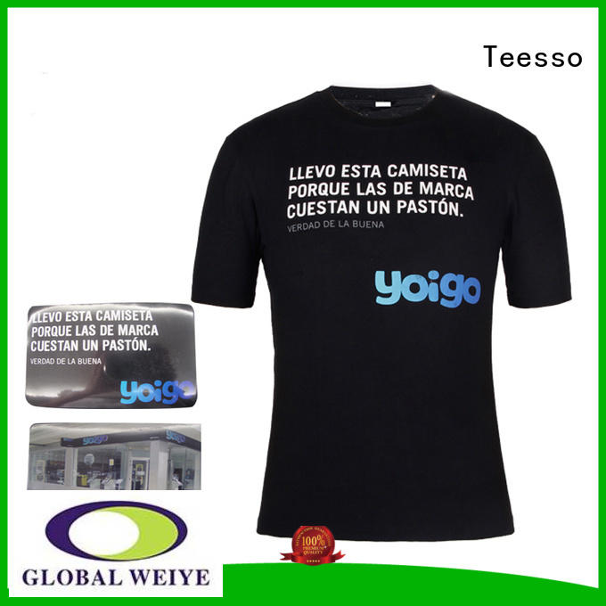 Teesso latest mens compression shirt suppliers for women