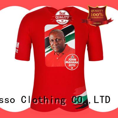 Teesso election t shirt design company for men