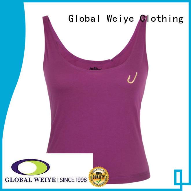 womens soft tank tops high quality for sale Global Weiye