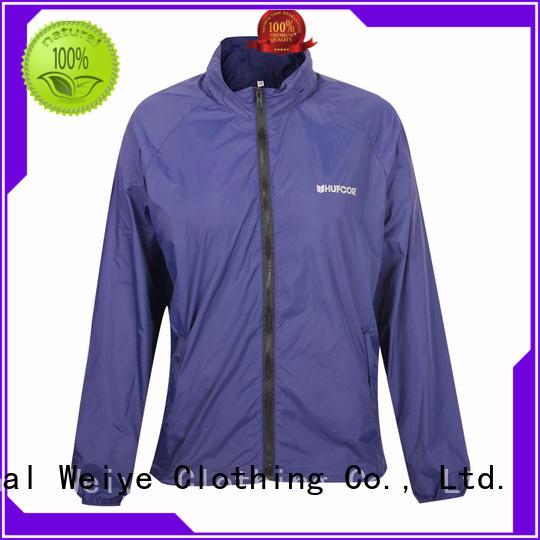 Global Weiye mans jacket fabric for men