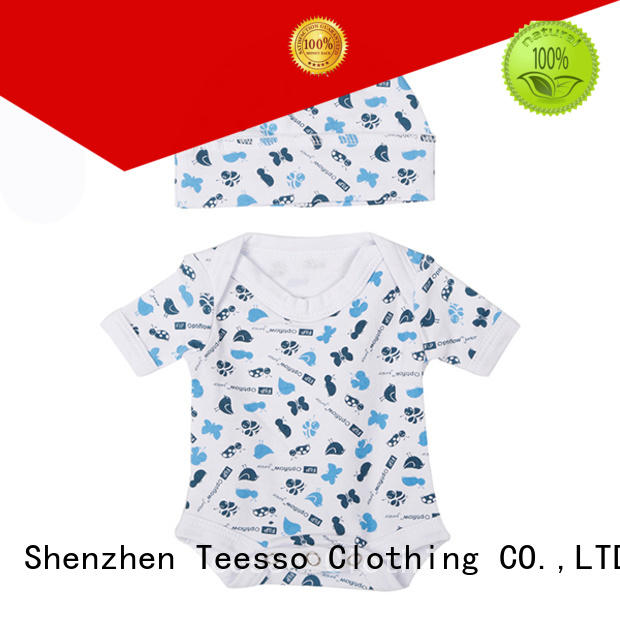 Teesso baby jumpsuit different designs for baby
