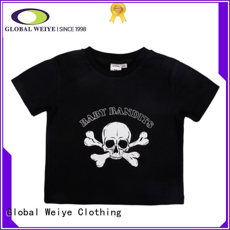 white kids t shirt online for sale