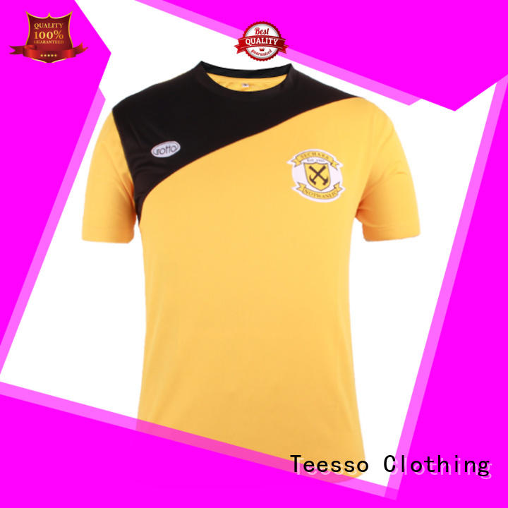 Teesso new soccer jerseys supply for girls