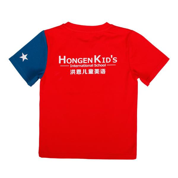 Global Weiye kids t shirt short sleeves for girls-2