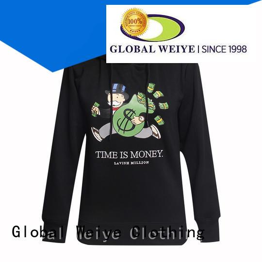 new women's pullover hoodie sweatshirt latest for men Global Weiye