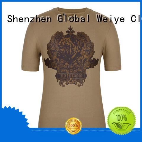 cool shirts for men handsome for promotion Global Weiye