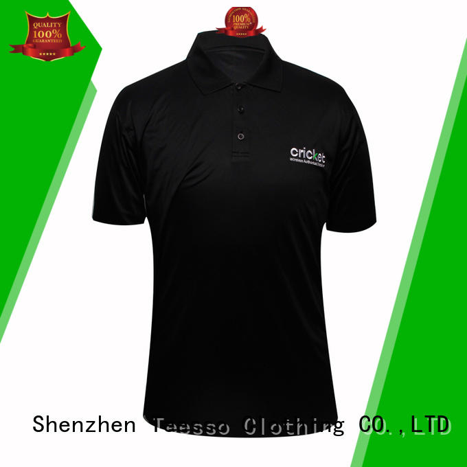 oem service mens polo tops sleeve for guys