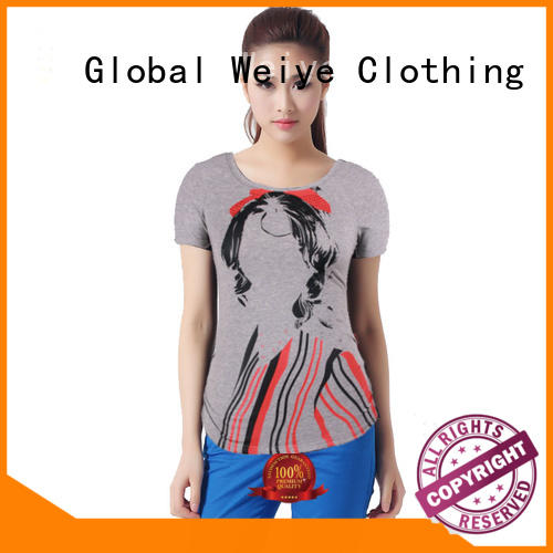yellow tees womens printing for sale