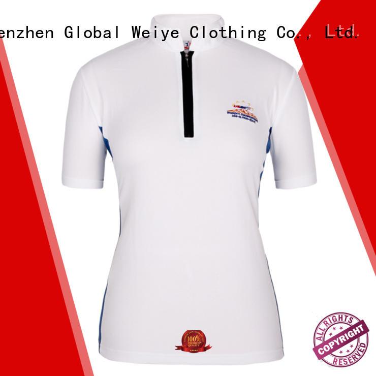 new lady polo high quality for ladies Global Weiye