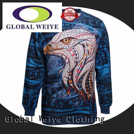 Global Weiye sweatshirts for girls uality for sale