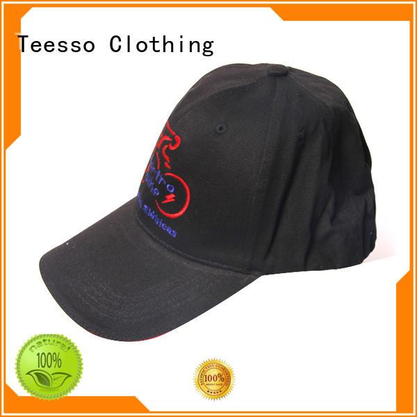 Teesso fitted baseball caps baseball wholesale