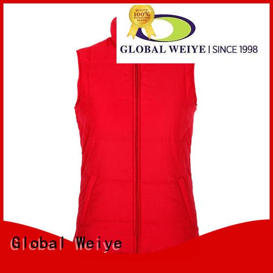 Global Weiye latest black summer jacket womens embroidery for women