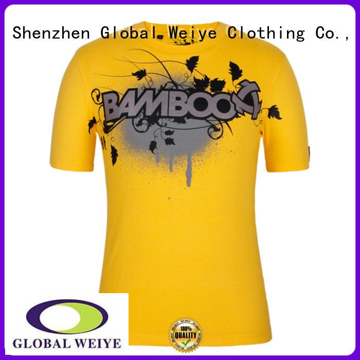 Global Weiye brand printed shirts online fashion for ladies