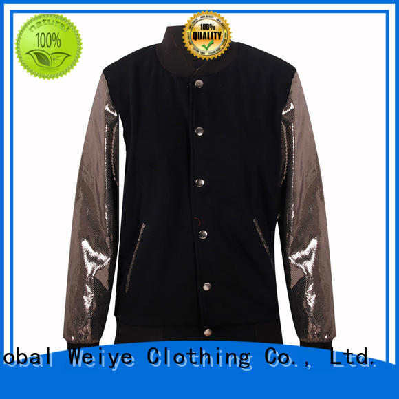 Global Weiye dressy winter jacket full for men
