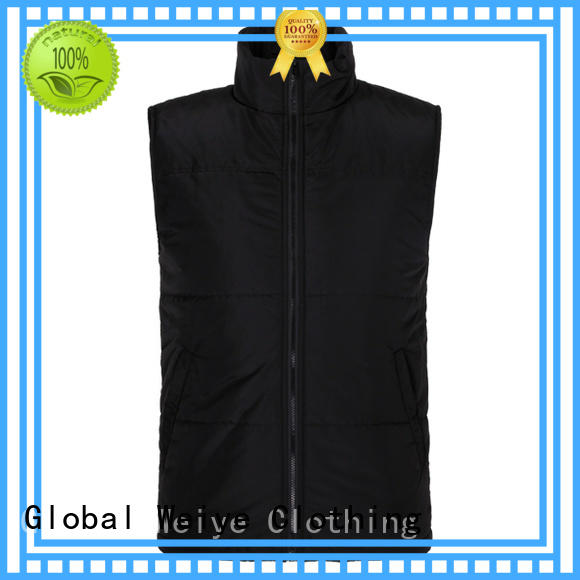 Global Weiye nylon long olive green jacket for women