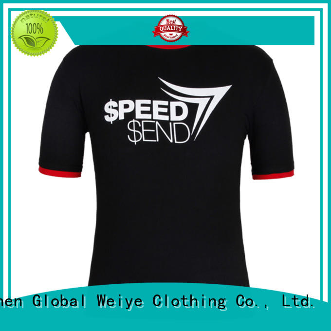 handsome best mens t shirts cotton for promotion Global Weiye