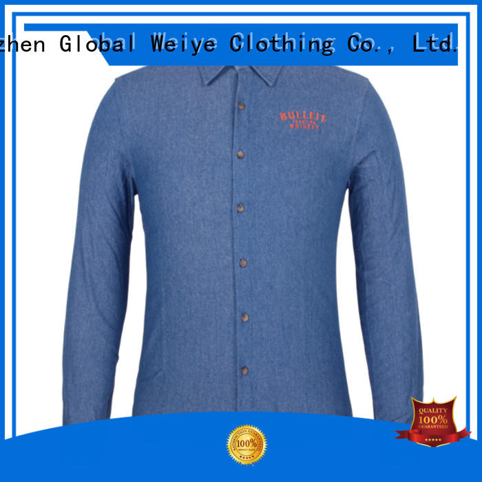 new business uniform shirts high quality for sale Global Weiye