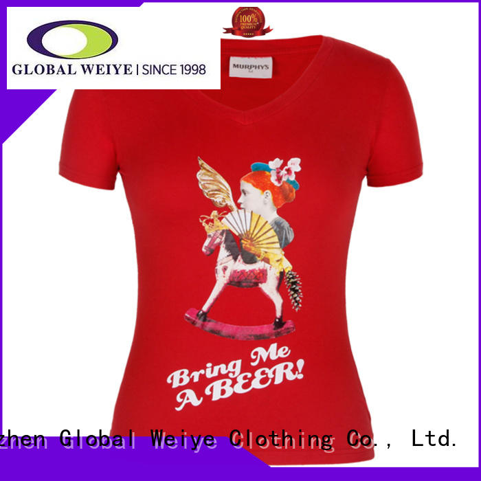 designed buy t shirts for women colorful for sale Global Weiye