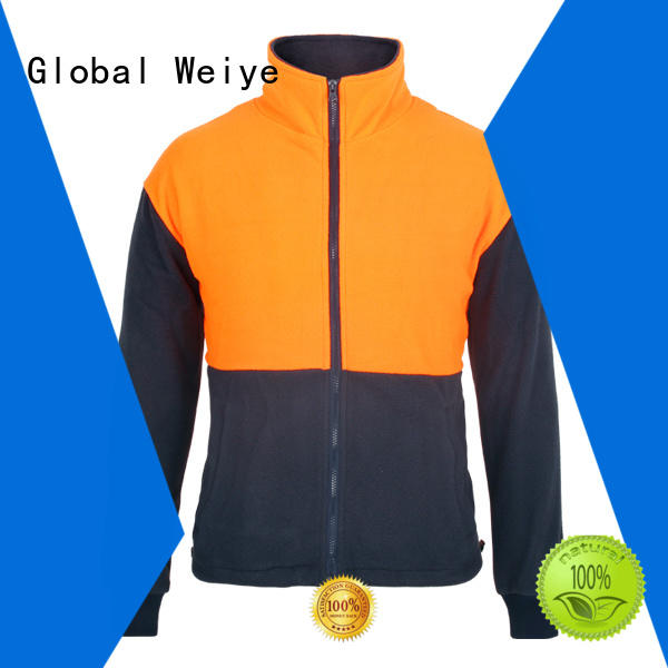 logo black vest jacket embroidery for women Global Weiye