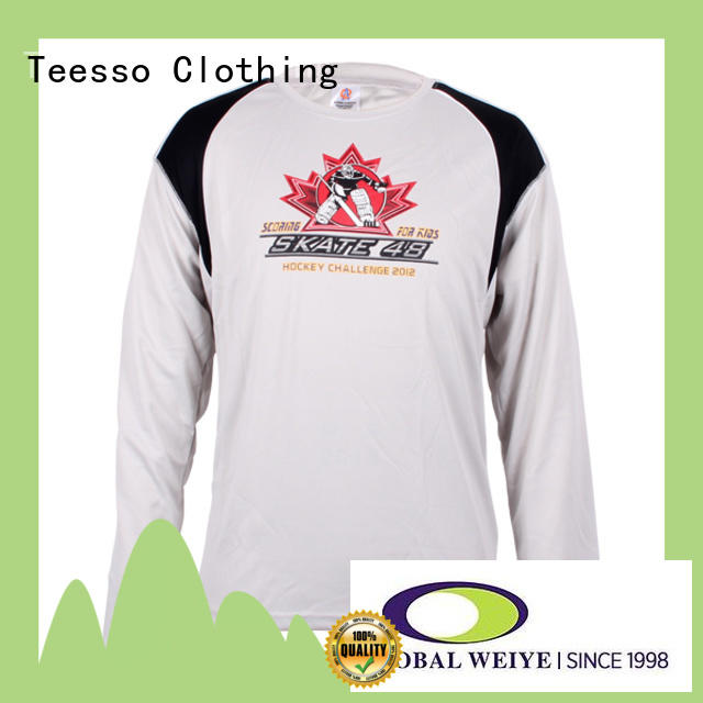 Teesso ice hockey jerseys cheap printing wholesale