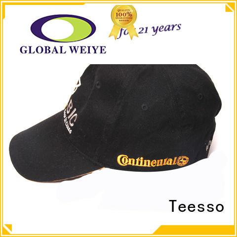 customize ball cap logo for men