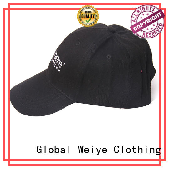 Global Weiye embroidery basketball cap summer wholesale