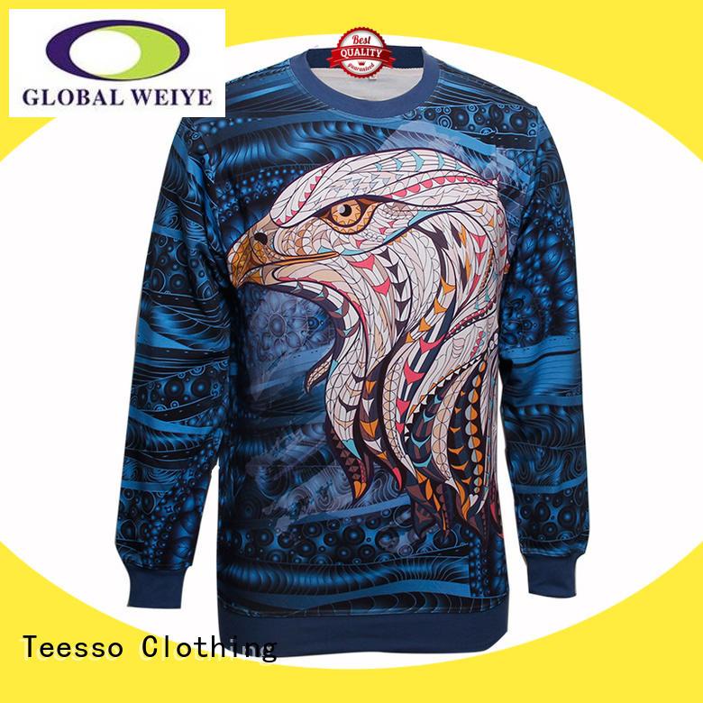 Teesso designer sweatshirts company for sale