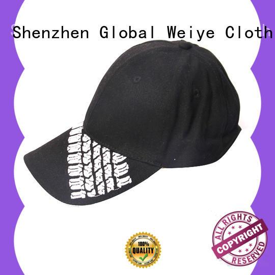 cap hat printing for men Global Weiye