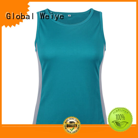 plain womens tank gym for advertising