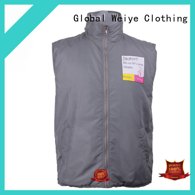 black jacket women designed for men Global Weiye