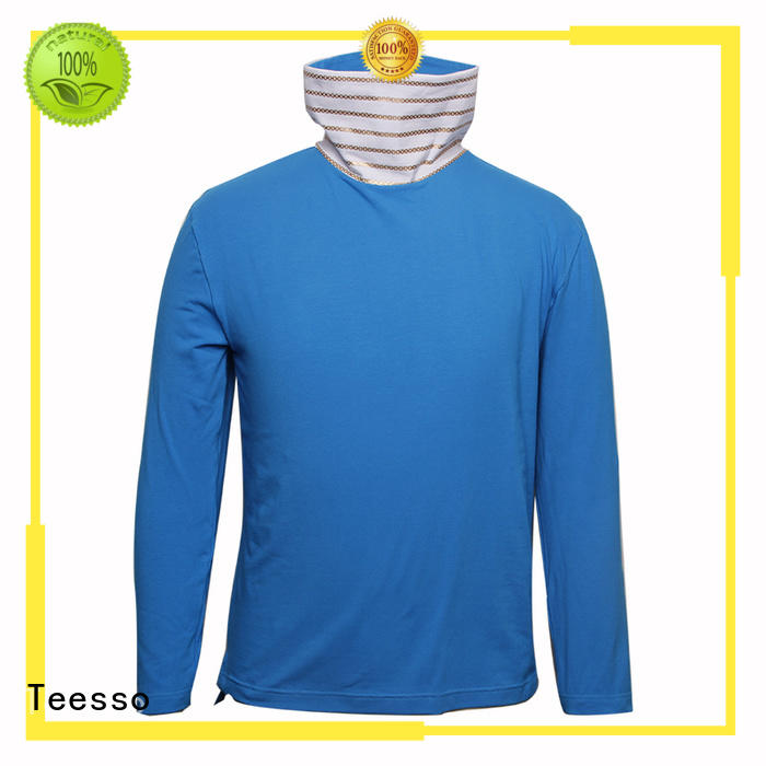 Teesso cheap blank t shirts apparel wholesale