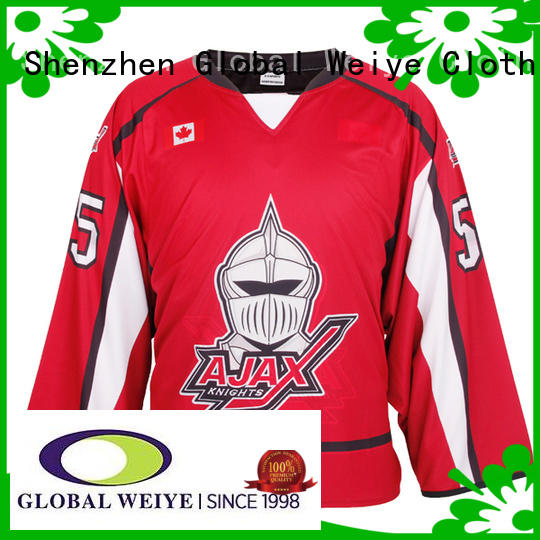 youth hockey jerseys jerseys wholesale Global Weiye