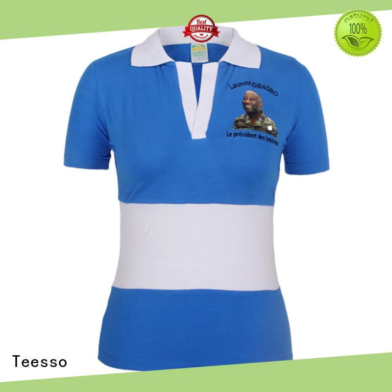 Teesso election shirt dramani for women