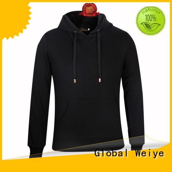 Global Weiye sleeveless cute pullover sweatshirts printing wholesale