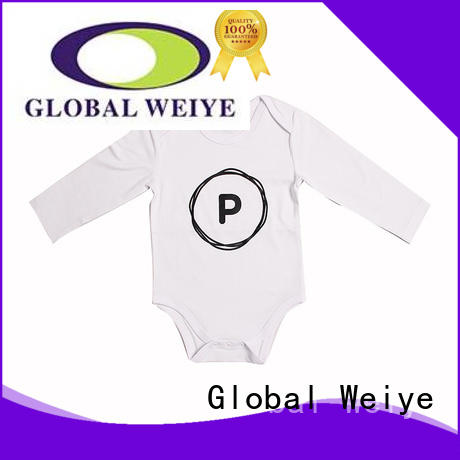 Global Weiye outfits cute baby boy clothes hot sale for baby