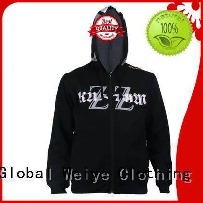 new hooded sweatshirt jacket sweatshirt for women Global Weiye