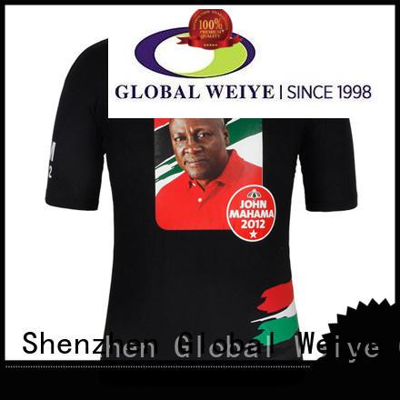 hot sale custom election shirts albashir for women Global Weiye