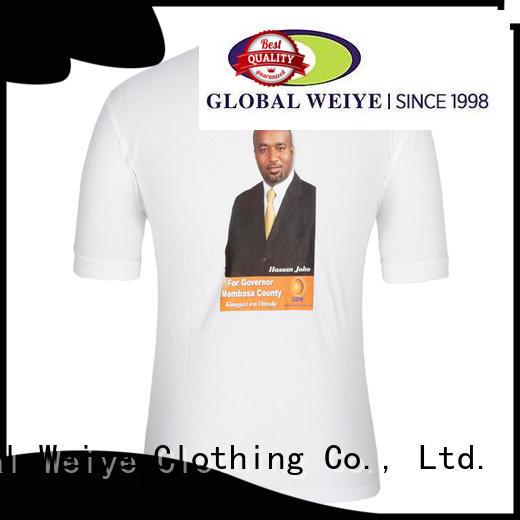 customized election t shirt supplier dramani for sale Global Weiye