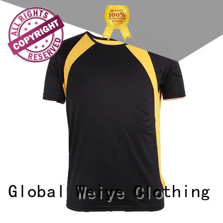 Global Weiye summer rugby top online for sale