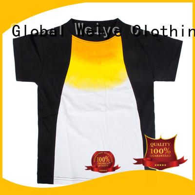 Global Weiye style toddler boy shirts contrast for sale