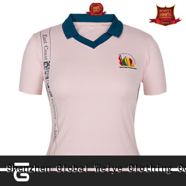 polo neck t shirts for womens fashion