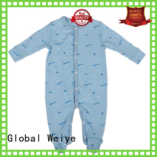 Global Weiye comfortable baby girl romper set trendy for girl